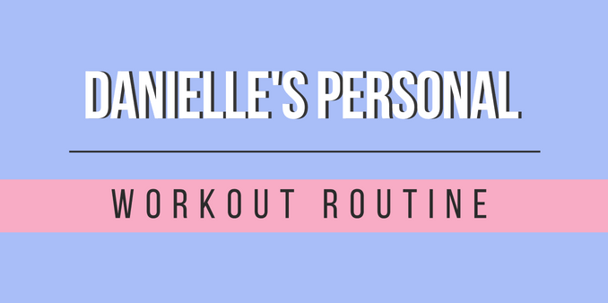 5 Exercises to Get in Cheer Shape (…and it's exactly what I do for working out!)